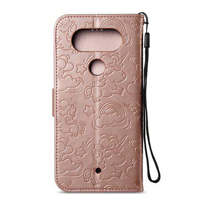 Case Cover for LG Q8 Double Sides Embossed Clouds Leather Shell with WalletCases &amp; Leather<br>Case Cover for LG Q8 Double Sides Embossed Clouds Leather Shell with Wallet<br><br>Compatible Model: LG Q8<br>Features: Cases with Stand, With Credit Card Holder<br>Material: PU Leather, TPU<br>Package Contents: 1 x Phone Case<br>Package size (L x W x H): 18.00 x 10.00 x 4.00 cm / 7.09 x 3.94 x 1.57 inches<br>Package weight: 0.1000 kg<br>Product weight: 0.0500 kg<br>Style: Vintage