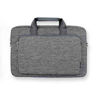 WIWU Gent Snow Oxford Carrying Bag Case with Shoulder Strap for Macbook Laptop for 15.4 inch