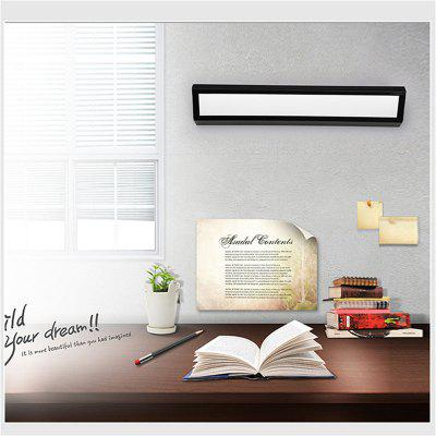 Modern Simplicity LED Eye Protection Before the Mirror Light Desk Wall Lamp - BlackDecorative Lights<br>Modern Simplicity LED Eye Protection Before the Mirror Light Desk Wall Lamp - Black<br><br>Package Contents: 1 x Wall Lamp<br>Package size (L x W x H): 15.00 x 10.00 x 6.00 cm / 5.91 x 3.94 x 2.36 inches<br>Package weight: 0.6000 kg<br>Product size (L x W x H): 14.00 x 8.00 x 5.50 cm / 5.51 x 3.15 x 2.17 inches<br>Product weight: 0.5000 kg