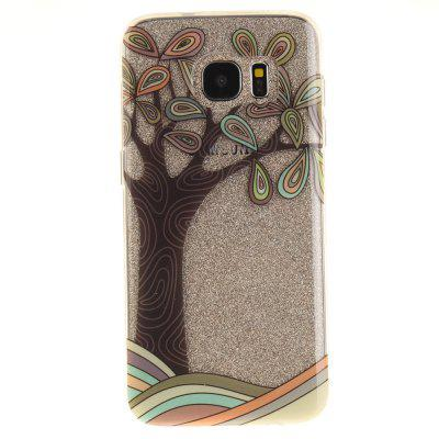 Hand Draw A Tree Soft Clear IMD TPU Phone Casing Mobile Smartphone Cover Shell Case for Samsung Galaxy S7 EdgeCases &amp; Leather<br>Hand Draw A Tree Soft Clear IMD TPU Phone Casing Mobile Smartphone Cover Shell Case for Samsung Galaxy S7 Edge<br><br>Compatible Model: Samsung S7 Edge<br>Features: Back Cover, Anti-knock<br>Material: TPU<br>Package Contents: 1 x Phone Case<br>Package size (L x W x H): 17.00 x 7.00 x 1.00 cm / 6.69 x 2.76 x 0.39 inches<br>Package weight: 0.0110 kg<br>Product Size(L x W x H): 16.00 x 6.00 x 1.00 cm / 6.3 x 2.36 x 0.39 inches<br>Product weight: 0.0100 kg<br>Style: Pattern