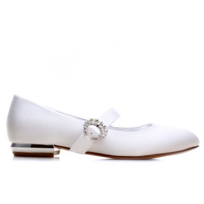5049-3A Womens Shoes Flat Heel ShoesWomens Flats<br>5049-3A Womens Shoes Flat Heel Shoes<br><br>Available Size: 36 37 38 39 40 41 42 43 44<br>Closure Type: Slip-On<br>Embellishment: Metal<br>Flat Type: Ballet Flats<br>Gender: For Women<br>Heel Height: 1.5CM<br>Heel Height Range: Flat(0-0.5)<br>Insole Material: PU<br>Lining Material: PU<br>Occasion: Wedding<br>Outsole Material: Rubber<br>Package Contents: 1 x Shoes (Pair)<br>Package size (L x W x H): 32.00 x 13.00 x 10.00 cm / 12.6 x 5.12 x 3.94 inches<br>Package weight: 0.6000 kg<br>Pattern Type: Floral<br>Season: Spring/Fall, Winter, Summer<br>Shoe Width: Medium(B/M)<br>Toe Shape: Round Toe<br>Toe Style: Closed Toe<br>Upper Material: Satin