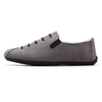 Mens Five Braided Soya ShoesFlats &amp; Loafers<br>Mens Five Braided Soya Shoes<br><br>Available Size: 39,40,41,42,43,44<br>Closure Type: Slip-On<br>Embellishment: None<br>Gender: For Men<br>Outsole Material: Rubber<br>Package Contents: 1xShoes(pair)<br>Pattern Type: Others<br>Season: Winter<br>Toe Shape: Round Toe<br>Toe Style: Closed Toe<br>Upper Material: Flock<br>Weight: 1.6896kg