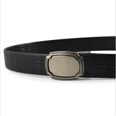 Retro Simple Alloy Automatically Buckle Mens BeltBelts<br>Retro Simple Alloy Automatically Buckle Mens Belt<br><br>Belt Material: PU<br>Belt Silhouette: Wide Belt<br>Gender: For Men<br>Group: Adult<br>Package Contents: 1 X BELT<br>Package size (L x W x H): 10.00 x 10.00 x 10.00 cm / 3.94 x 3.94 x 3.94 inches<br>Package weight: 0.3500 kg<br>Pattern Type: Others<br>Style: Formal