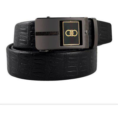 New Multifunctional Rotary Buckle Belt Buckle Moving MenS LogoBelts<br>New Multifunctional Rotary Buckle Belt Buckle Moving MenS Logo<br><br>Belt Material: PU<br>Belt Silhouette: Wide Belt<br>Gender: For Men<br>Group: Adult<br>Package Contents: 1 X BELT<br>Package size (L x W x H): 10.00 x 10.00 x 10.00 cm / 3.94 x 3.94 x 3.94 inches<br>Package weight: 0.3500 kg<br>Pattern Type: Others<br>Style: Formal