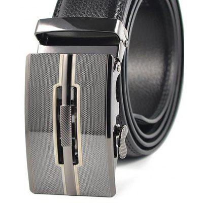 Mens Auto Buckle Leisure Fashion Business BeltBelts<br>Mens Auto Buckle Leisure Fashion Business Belt<br><br>Belt Material: Cowskin<br>Belt Silhouette: Wide Belt<br>Gender: For Men<br>Group: Adult<br>Package Contents: 1 X BELT<br>Package size (L x W x H): 10.00 x 10.00 x 10.00 cm / 3.94 x 3.94 x 3.94 inches<br>Package weight: 0.3500 kg<br>Pattern Type: Others<br>Style: Formal