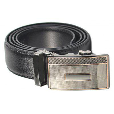 Mens Automatic Buckle Leather Fashion Leisure BeltBelts<br>Mens Automatic Buckle Leather Fashion Leisure Belt<br><br>Belt Material: Cowskin<br>Belt Silhouette: Wide Belt<br>Gender: For Men<br>Group: Adult<br>Package Contents: 1 X BELT<br>Package size (L x W x H): 10.00 x 10.00 x 10.00 cm / 3.94 x 3.94 x 3.94 inches<br>Package weight: 0.3500 kg<br>Pattern Type: Others<br>Style: Formal