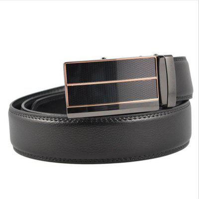 Automatic Leather Men Leisure Business BeltBelts<br>Automatic Leather Men Leisure Business Belt<br><br>Belt Material: Cowskin<br>Belt Silhouette: Wide Belt<br>Gender: For Men<br>Group: Adult<br>Package Contents: 1 X BELT<br>Package size (L x W x H): 10.00 x 10.00 x 10.00 cm / 3.94 x 3.94 x 3.94 inches<br>Package weight: 0.3500 kg<br>Pattern Type: Others<br>Style: Formal