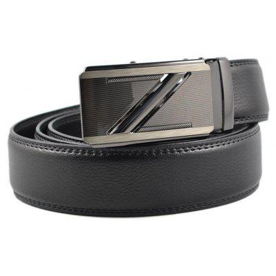 Automatic Leather MenS Business BeltBelts<br>Automatic Leather MenS Business Belt<br><br>Belt Material: Cowskin<br>Belt Silhouette: Wide Belt<br>Gender: For Men<br>Group: Adult<br>Package Contents: 1 X BELT<br>Package size (L x W x H): 10.00 x 10.00 x 10.00 cm / 3.94 x 3.94 x 3.94 inches<br>Package weight: 0.3500 kg<br>Pattern Type: Others<br>Style: Formal