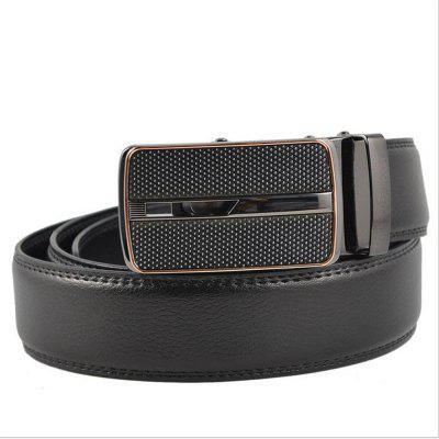 Alloy Automatic Buckle of Mens Leather Business Casual New BeltBelts<br>Alloy Automatic Buckle of Mens Leather Business Casual New Belt<br><br>Belt Material: Cowskin<br>Belt Silhouette: Wide Belt<br>Gender: For Men<br>Group: Adult<br>Package Contents: 1 X BELT<br>Package size (L x W x H): 10.00 x 10.00 x 10.00 cm / 3.94 x 3.94 x 3.94 inches<br>Package weight: 0.3500 kg<br>Pattern Type: Others<br>Style: Formal