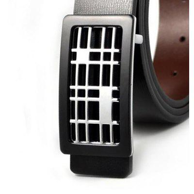 Mens Leather Smooth Buckle Belt Buckle BeltBelts<br>Mens Leather Smooth Buckle Belt Buckle Belt<br><br>Belt Material: Cowskin<br>Belt Silhouette: Wide Belt<br>Gender: For Men<br>Group: Adult<br>Package Contents: 1 X BELT<br>Package size (L x W x H): 10.00 x 10.00 x 10.00 cm / 3.94 x 3.94 x 3.94 inches<br>Package weight: 0.3500 kg<br>Pattern Type: Others<br>Style: Formal