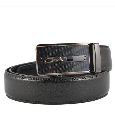 Automatic Buckle for Mens New Business BeltBelts<br>Automatic Buckle for Mens New Business Belt<br><br>Belt Material: Cowskin<br>Belt Silhouette: Wide Belt<br>Gender: For Men<br>Group: Adult<br>Package Contents: 1 X BELT<br>Package size (L x W x H): 10.00 x 10.00 x 10.00 cm / 3.94 x 3.94 x 3.94 inches<br>Package weight: 0.3500 kg<br>Pattern Type: Others<br>Style: Formal