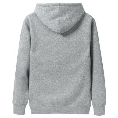 2017 Mens Fashion Alphabet HoodieMens Hoodies &amp; Sweatshirts<br>2017 Mens Fashion Alphabet Hoodie<br><br>Material: Cotton<br>Package Contents: 1 X Hoodie<br>Shirt Length: Regular<br>Sleeve Length: Full<br>Style: Casual<br>Weight: 0.2000kg