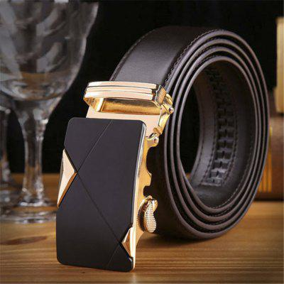 Men First Layer of Leather -Stylish Vintage Carved Metal Buckle Belt Automatic Sliding BuckleBelts<br>Men First Layer of Leather -Stylish Vintage Carved Metal Buckle Belt Automatic Sliding Buckle<br><br>Belt Material: Cowskin<br>Belt Silhouette: Buckle<br>Gender: For Men<br>Group: Adult<br>Package Contents: 1 x belt<br>Package size (L x W x H): 20.00 x 15.00 x 5.00 cm / 7.87 x 5.91 x 1.97 inches<br>Package weight: 0.1500 kg<br>Pattern Type: Solid<br>Product weight: 0.1000 kg<br>Style: Casual