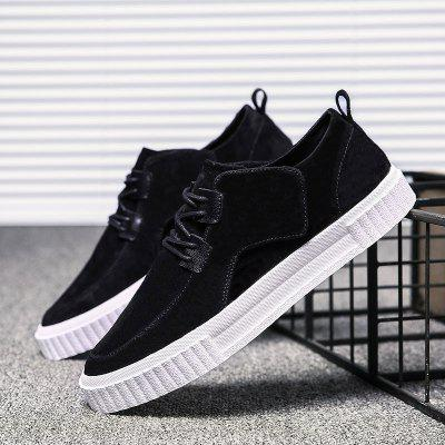 Men Casual Trend for Fashion Lace Up Outdoor Hiking Flat Type Ankle Leather ShoesCasual Shoes<br>Men Casual Trend for Fashion Lace Up Outdoor Hiking Flat Type Ankle Leather Shoes<br><br>Available Size: 39-44<br>Closure Type: Lace-Up<br>Embellishment: None<br>Gender: For Men<br>Outsole Material: Rubber<br>Package Contents: 1xshoes(pair)<br>Pattern Type: Solid<br>Season: Spring/Fall, Winter<br>Toe Shape: Round Toe<br>Toe Style: Closed Toe<br>Upper Material: Leather<br>Weight: 1.2000kg
