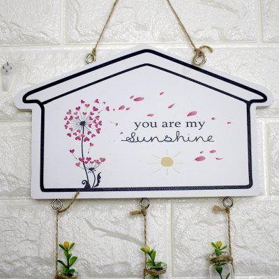 Creative DIY fengling coffee shop decoration wall hanging decoration wall hanging decoration