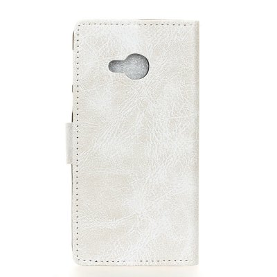 Cover For HTC U11 Lite Genuine Quality Retro Style Crazy Horse Pattern Flip PU Leather Wallet CaseCases &amp; Leather<br>Cover For HTC U11 Lite Genuine Quality Retro Style Crazy Horse Pattern Flip PU Leather Wallet Case<br><br>Features: With Credit Card Holder<br>Material: PU Leather<br>Package Contents: 1 x Phone Case<br>Package size (L x W x H): 20.00 x 20.00 x 5.00 cm / 7.87 x 7.87 x 1.97 inches<br>Package weight: 0.0500 kg<br>Product weight: 0.0300 kg<br>Style: Vintage, Solid Color