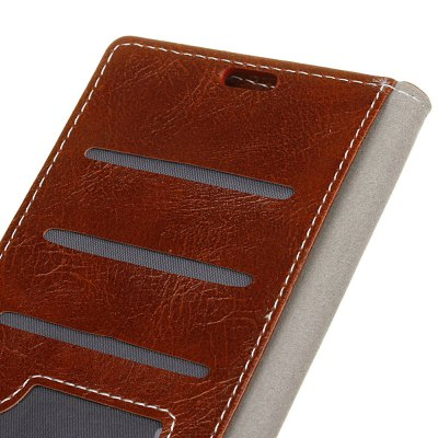 Cover Case For OnePlus 5T Genuine Quality Retro Style Crazy Horse Pattern Flip PU Leather Wallet CaseCases &amp; Leather<br>Cover Case For OnePlus 5T Genuine Quality Retro Style Crazy Horse Pattern Flip PU Leather Wallet Case<br><br>Features: With Credit Card Holder<br>Material: PU Leather<br>Package Contents: 1 x Phone Case<br>Package size (L x W x H): 20.00 x 20.00 x 5.00 cm / 7.87 x 7.87 x 1.97 inches<br>Package weight: 0.0500 kg<br>Product weight: 0.0300 kg<br>Style: Vintage, Solid Color