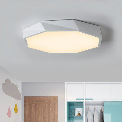 JX283 - 42W - WW Warm White Ceiling Lamp AC 220VFlush Ceiling Lights<br>JX283 - 42W - WW Warm White Ceiling Lamp AC 220V<br><br>Battery Included: No,Non-preloaded<br>Certifications: 3C,CE,FCC,RoHs<br>Color Temperature or Wavelength: 2800K<br>Dimmable: No<br>Features: Wrought Iron<br>Fixture Height ( CM ): 6CM<br>Fixture Length ( CM ): 60CM<br>Fixture Material: Metal,Plastic<br>Fixture Width ( CM ): 60CM<br>Package Contents: 1 x Ceiling Lamp, 1 x English User Manual, 4 x Screw, 4 x Colloidal Particle<br>Package size (L x W x H): 61.50 x 61.50 x 7.50 cm / 24.21 x 24.21 x 2.95 inches<br>Package weight: 5.0000 kg<br>Product size (L x W x H): 60.00 x 60.00 x 6.00 cm / 23.62 x 23.62 x 2.36 inches<br>Product weight: 4.2000 kg<br>Shade Material: Plastic, Acrylic<br>Style: Simple Style, Chic &amp; Modern, LED<br>Suggested Room Size: 20 - 30?<br>Suggested Space Fit: Bedroom,Cafes,Indoors,Living Room,Office<br>Type: Semi-Flushmount Lights<br>Voltage ( V ): AC220