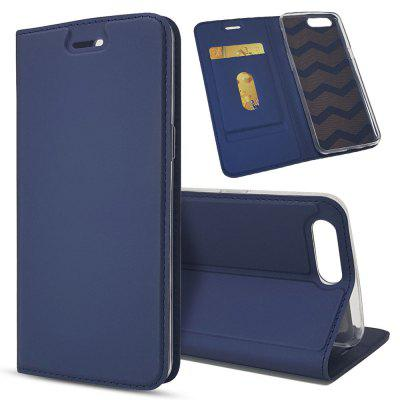 New Luxury Flip Card Slot Magnetic Suction PU Leather Cover for Oneplus 5