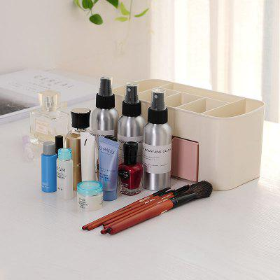 T   drawer cosmetic box    Cosmetic brush finishing box  Tabletop jewelry skin care products  Dresser Box