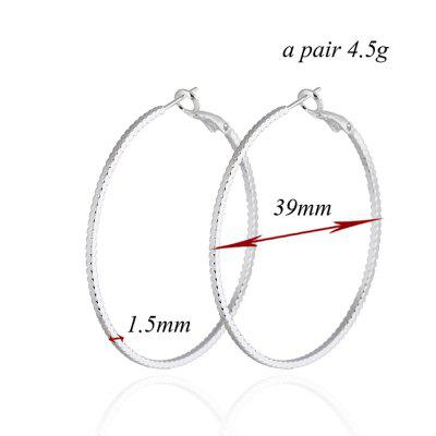 Smooth Fashion Earrings Gold Plating ER0362Earrings<br>Smooth Fashion Earrings Gold Plating ER0362<br><br>Back Finding: Other<br>Earring Type: Hoop Earrings<br>Gender: For Women<br>Material: Cubic Zirconia<br>Metal Type: Copper<br>Occasion: Party<br>Package Contents: 1 x Earrings<br>Package size (L x W x H): 5.00 x 3.50 x 0.50 cm / 1.97 x 1.38 x 0.2 inches<br>Package weight: 0.0100 kg<br>Shape/Pattern: Geometric<br>Style: Classic<br>Surface Plating: 18K Gold Plated