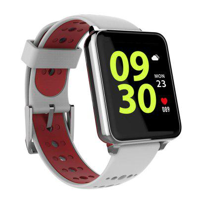 K9 Heart Rate Monitor IP67 Waterproof Bluetooth Smart Watch Phone  Activity Sport Band