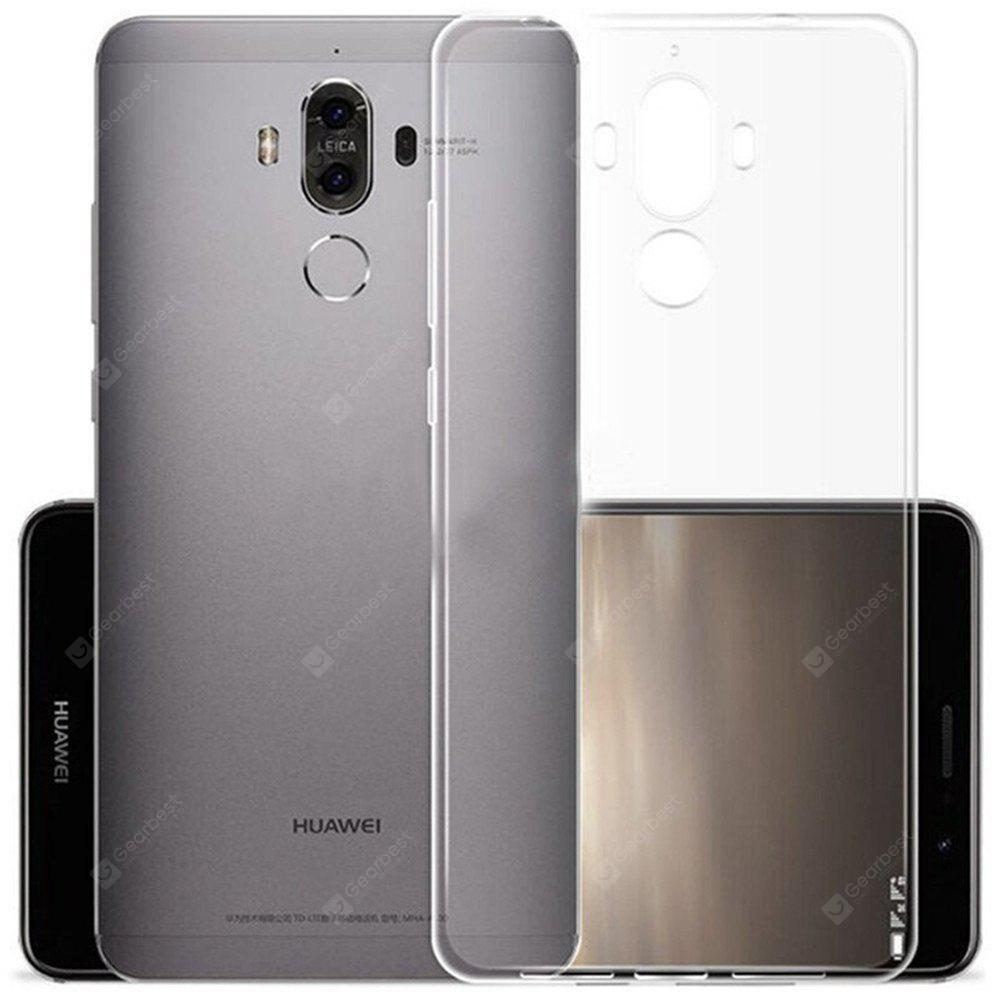 Custodia Cover per Huawei Mate 9 Shockproof TPU Transparent Protective Skin
