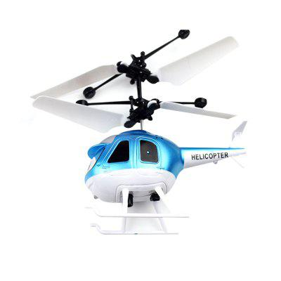 Induction Helicopter Rechargeable Remote Control Helicopter Children Toys