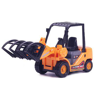 Children'S Toy Car Inertia Engineering Forklift Truck Model 3-6 Year Old baby Birthday Gift 32534