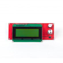 Flusn 3D Printer Mainboard Ramps1.4 Suite Touch Screen Controller 2004 LCD Control Panel