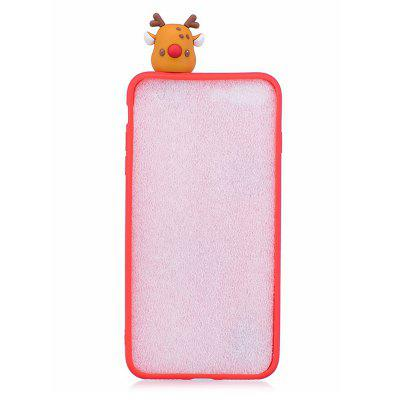 Red Hand Case Cover for iPhone X  Elk Christmas StyleiPhone Cases/Covers<br>Red Hand Case Cover for iPhone X  Elk Christmas Style<br><br>Color: Red<br>Compatible for Apple: iPhone X<br>Features: Waterproof Case, Anti-knock, Dirt-resistant<br>Material: Silicagel<br>Package Contents: 1 x Phone Case<br>Package size (L x W x H): 20.00 x 10.00 x 5.00 cm / 7.87 x 3.94 x 1.97 inches<br>Package weight: 0.0300 kg<br>Style: Funny, 3D Print, Cartoon