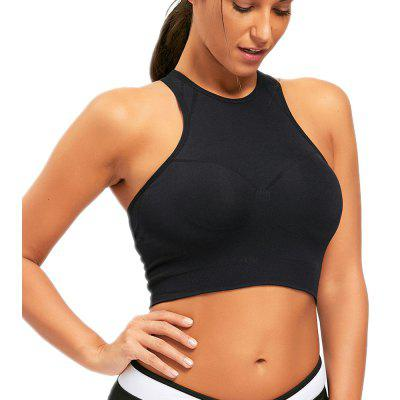 Sweat Seamless Sports Bras Wirefree Padded Yoga Fitness TankSweatshirts &amp; Hoodies<br>Sweat Seamless Sports Bras Wirefree Padded Yoga Fitness Tank<br><br>Bra Style: Bralette<br>Closure Style: None<br>Cup Shape: Full Cup<br>Embellishment: None<br>Materials: Nylon, Spandex<br>Package Contents: 1 x Bra<br>Pattern Type: Solid<br>Strap Type: Non-adjusted Straps<br>Support Type: Wire Free<br>Weight: 0.1500kg