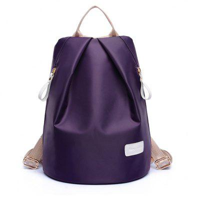 Backpack Handbags Nylon Cloth Three Pieces SuitBackpacks<br>Backpack Handbags Nylon Cloth Three Pieces Suit<br><br>For: Traveling<br>Material: Nylon<br>Package Contents: 1 x backpack, 1 x shoulder bag, 1 x handbag<br>Package size (L x W x H): 29.00 x 17.00 x 37.00 cm / 11.42 x 6.69 x 14.57 inches<br>Package weight: 0.6000 kg<br>Product size (L x W x H): 28.00 x 16.00 x 36.00 cm / 11.02 x 6.3 x 14.17 inches<br>Product weight: 0.5000 kg<br>Type: Backpack