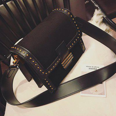 Female Messenger Single-shoulder BagCrossbody Bags<br>Female Messenger Single-shoulder Bag<br><br>Closure Type: Cover<br>Gender: For Women<br>Handbag Type: Crossbody bag<br>Hardness: Soft<br>Main Material: PU<br>Occasion: Versatile<br>Package Contents: 1 x Bag<br>Package size (L x W x H): 21.00 x 12.00 x 17.00 cm / 8.27 x 4.72 x 6.69 inches<br>Package weight: 0.4200 kg<br>Pattern Type: Solid<br>Product size (L x W x H): 19.00 x 10.00 x 15.00 cm / 7.48 x 3.94 x 5.91 inches<br>Product weight: 0.4000 kg<br>Style: Fashion