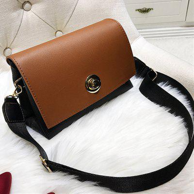 Ladies Fashion Wide Strap Messenger Small Square BagCrossbody Bags<br>Ladies Fashion Wide Strap Messenger Small Square Bag<br><br>Closure Type: Cover<br>Gender: For Women<br>Handbag Type: Crossbody bag<br>Hardness: Soft<br>Main Material: PU<br>Occasion: Versatile<br>Package Contents: 1 x Bag<br>Package size (L x W x H): 24.00 x 12.00 x 17.00 cm / 9.45 x 4.72 x 6.69 inches<br>Package weight: 0.4900 kg<br>Pattern Type: Solid<br>Product size (L x W x H): 22.00 x 10.00 x 15.00 cm / 8.66 x 3.94 x 5.91 inches<br>Product weight: 0.4700 kg<br>Style: Fashion