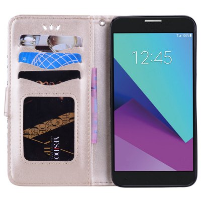 For Samsung Galaxy J3 2017 US Version of the Flash Powder Mandala Cover Covers the ShellSamsung J Series<br>For Samsung Galaxy J3 2017 US Version of the Flash Powder Mandala Cover Covers the Shell<br><br>Features: Bumper Frame, Full Body Cases<br>For: Samsung Mobile Phone<br>Material: PU Leather, TPU<br>Package Contents: 1 x Phone Case<br>Package size (L x W x H): 14.50 x 8.00 x 1.70 cm / 5.71 x 3.15 x 0.67 inches<br>Package weight: 0.0340 kg<br>Style: Pattern, Solid Color, Fashion