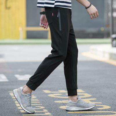MenS Geometric Printing Sports Casual PantsMens Pants<br>MenS Geometric Printing Sports Casual Pants<br><br>Closure Type: Elastic Waist<br>Elasticity: Micro-elastic<br>Fabric Type: Herringbone<br>Fit Type: Skinny<br>Length: Normal<br>Material: Polyester, Spandex<br>Package Contents: 1 ? pants<br>Package size (L x W x H): 1.00 x 1.00 x 1.00 cm / 0.39 x 0.39 x 0.39 inches<br>Package weight: 0.3000 kg<br>Pant Style: Pencil Pants<br>Pattern Type: Geometric<br>Style: Casual<br>Waist Type: Mid