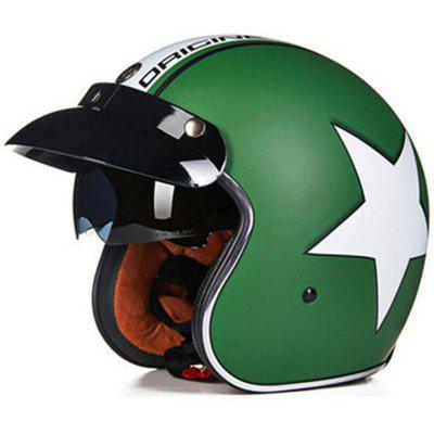 2017 New TORC T57 Vintage Helmet 3/4 Open Face Crusie Scooter Motorcycle Helmet with Inner Black Lens HelmetsMotorcycle Helmets<br>2017 New TORC T57 Vintage Helmet 3/4 Open Face Crusie Scooter Motorcycle Helmet with Inner Black Lens Helmets<br><br>Accessories type: Motorcycle Helmet<br>Gender: Universal<br>Package Contents: 1 x helmet<br>Package size (L x W x H): 28.00 x 27.00 x 27.00 cm / 11.02 x 10.63 x 10.63 inches<br>Package weight: 1.1300 kg<br>Product size (L x W x H): 26.00 x 25.00 x 25.00 cm / 10.24 x 9.84 x 9.84 inches<br>Product weight: 1.1000 kg<br>Size: M,L,XL<br>Type: Half Face