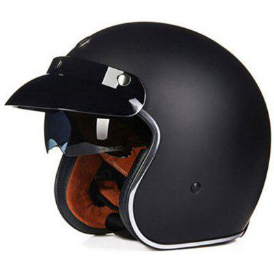 2017 New TORC T57 Vintage Helmet 3/4 Open Face Crusie Scooter Motorcycle Helmet with Inner Black Lens HelmetsMotorcycle Helmets<br>2017 New TORC T57 Vintage Helmet 3/4 Open Face Crusie Scooter Motorcycle Helmet with Inner Black Lens Helmets<br><br>Accessories type: Motorcycle Helmet<br>Gender: Universal<br>Package Contents: 1 x helmet<br>Package size (L x W x H): 28.00 x 27.00 x 27.00 cm / 11.02 x 10.63 x 10.63 inches<br>Package weight: 1.2000 kg<br>Product size (L x W x H): 26.00 x 25.00 x 25.00 cm / 10.24 x 9.84 x 9.84 inches<br>Product weight: 1.1000 kg<br>Size: M,L,XL<br>Type: Half Face