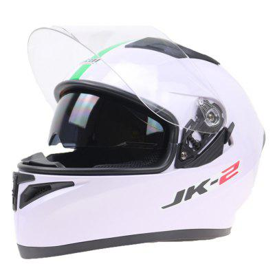Paclight 316 Genuine Double Lens Removing The Scratch Open Anti Fog Function Safety HelmetMotorcycle Helmets<br>Paclight 316 Genuine Double Lens Removing The Scratch Open Anti Fog Function Safety Helmet<br><br>Accessories type: Motorcycle Helmet<br>Gender: Universal<br>Package Contents: 1 x Helmet<br>Package size (L x W x H): 37.00 x 26.00 x 26.00 cm / 14.57 x 10.24 x 10.24 inches<br>Package weight: 1.4000 kg<br>Product size (L x W x H): 35.00 x 24.00 x 24.00 cm / 13.78 x 9.45 x 9.45 inches<br>Product weight: 1.3500 kg<br>Type: Full Face