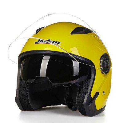 Electric Scooter Helmet Motorcycle Helmet Paclight Dual Lens 512 Helmet Manufacturers Selling GenuineMotorcycle Helmets<br>Electric Scooter Helmet Motorcycle Helmet Paclight Dual Lens 512 Helmet Manufacturers Selling Genuine<br><br>Accessories type: Motorcycle Helmet<br>Gender: Universal<br>Package Contents: 1 x helmet<br>Package size (L x W x H): 35.00 x 26.00 x 26.00 cm / 13.78 x 10.24 x 10.24 inches<br>Package weight: 0.9600 kg<br>Product size (L x W x H): 33.00 x 24.00 x 24.00 cm / 12.99 x 9.45 x 9.45 inches<br>Product weight: 0.9200 kg<br>Type: Half Face