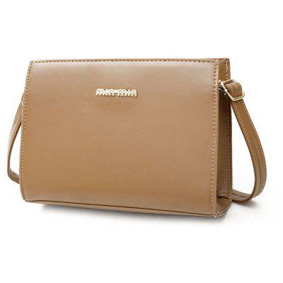 Fashion Shoulder Messenger Small Square Bag Wild Lady Envelope Handbag BagCrossbody Bags<br>Fashion Shoulder Messenger Small Square Bag Wild Lady Envelope Handbag Bag<br><br>Closure Type: Cover<br>Gender: For Women<br>Handbag Type: Crossbody bag<br>Main Material: PU<br>Occasion: Versatile<br>Package Contents: 1 x bag<br>Package size (L x W x H): 23.00 x 8.00 x 17.00 cm / 9.06 x 3.15 x 6.69 inches<br>Package weight: 0.4000 kg<br>Pattern Type: Solid<br>Product size (L x W x H): 23.00 x 8.00 x 17.00 cm / 9.06 x 3.15 x 6.69 inches<br>Product weight: 0.3000 kg<br>Style: Fashion