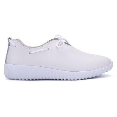 New Low Leather Women`S Sneakers