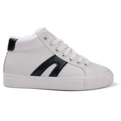 The New Student All-Match Leather Shoes