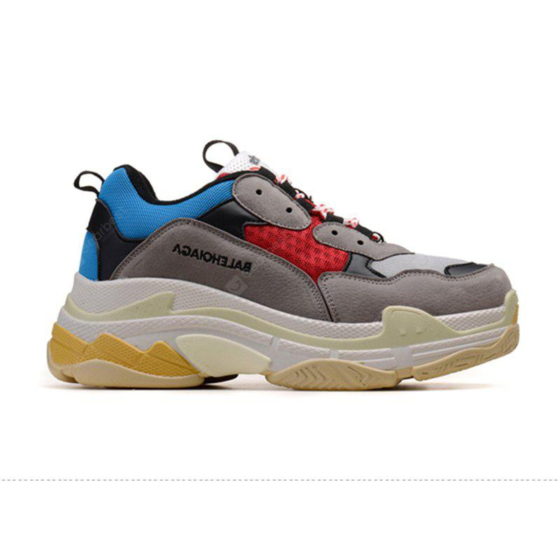 New Winter Lady'S Leisure Sand Grinding Sneakers