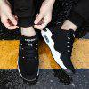 New Men'S Sports Leisure Shoes - BLACK WHITE