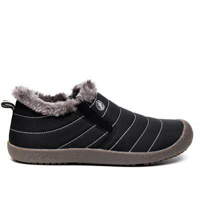 New Men'S Winter Leisure Shoes and Cashmere Length of Tube