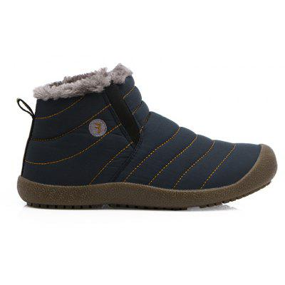 New Men'S Winter Plush Lovers' Casual Cotton Shoes