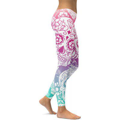 Women Leggings Mandala Skull Flower 3D Digital Printing Slim Pink Fitness Woman Pencil PantsPants<br>Women Leggings Mandala Skull Flower 3D Digital Printing Slim Pink Fitness Woman Pencil Pants<br><br>Material: Polyester, Spandex<br>Package Contents: 1 x Leggings<br>Pattern Type: Skull, Print, Geometric, Floral<br>Style: Active<br>Waist Type: Mid<br>Weight: 0.1500kg
