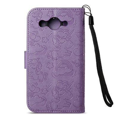 Case Cover for Huawei Y3 2017 Double Sides Embossed Clouds Leather Shell with WalletCases &amp; Leather<br>Case Cover for Huawei Y3 2017 Double Sides Embossed Clouds Leather Shell with Wallet<br><br>Compatible Model: Huawei Y3 2017<br>Features: Cases with Stand, With Credit Card Holder<br>Mainly Compatible with: HUAWEI<br>Material: TPU, PU Leather<br>Package Contents: 1 x Phone Case<br>Package size (L x W x H): 18.00 x 10.00 x 4.00 cm / 7.09 x 3.94 x 1.57 inches<br>Package weight: 0.1000 kg<br>Product weight: 0.0500 kg<br>Style: Vintage